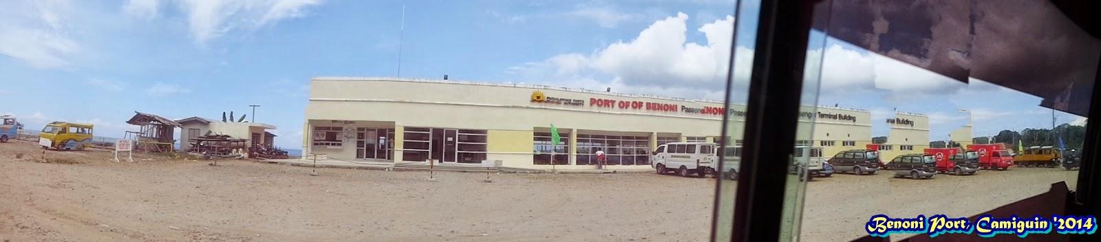 Benoni Port,Camiguin