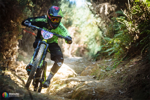 2016 Enduro World Series: Corral, Chile Race Highlights