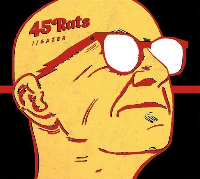 [News] 45RATS new album 'GAZER'