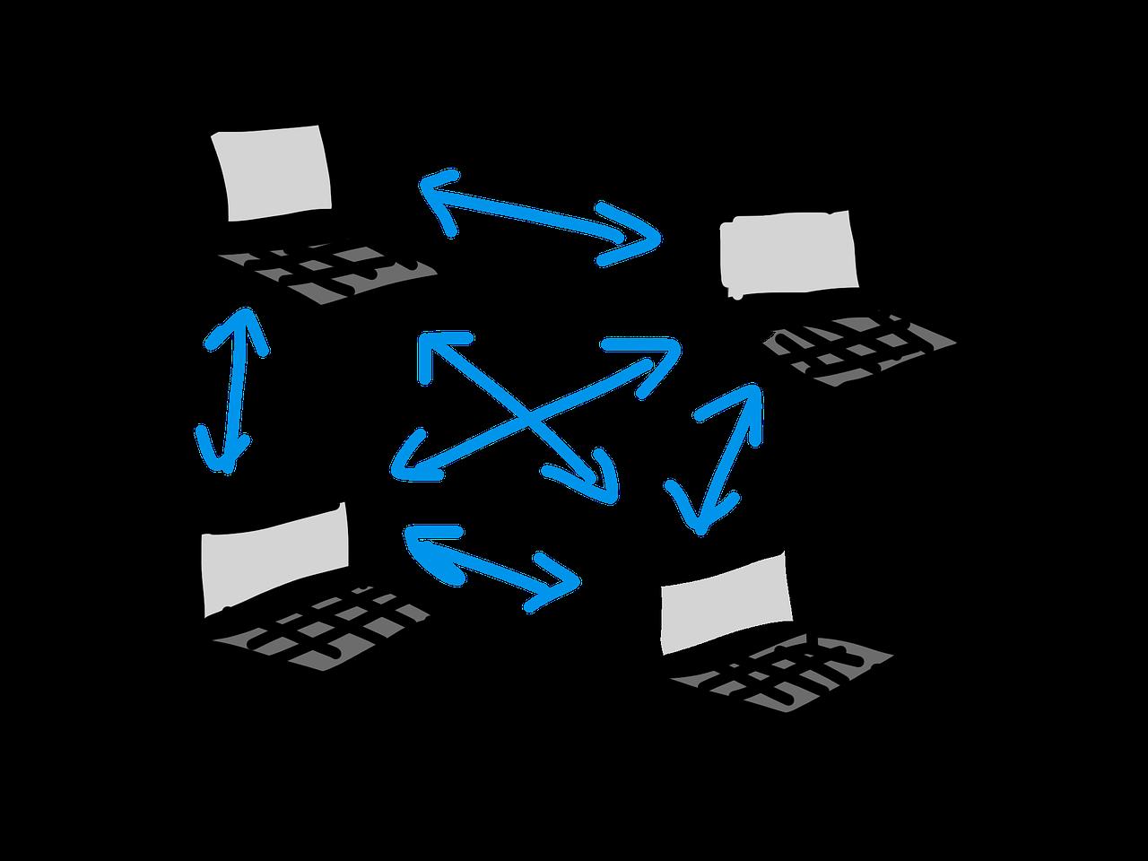 Rede Ponto A Ponto X Rede Cliente Servidor