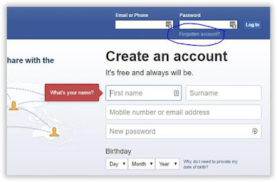 FB Account | Create New FB Account | Open FB Account