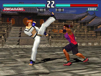 Tekken 3+arcade+game+portable+3D+fighter+download free