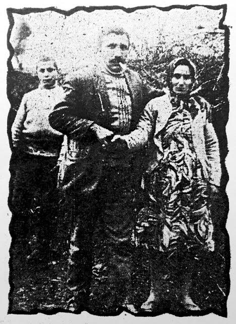 Ο Ισμέτ με την μάνα του Φατμέ, πρώην Αθηνά 3)Στον δρόμο της εξορίας- εξόντωσης