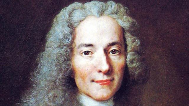 Riassunto Voltaire