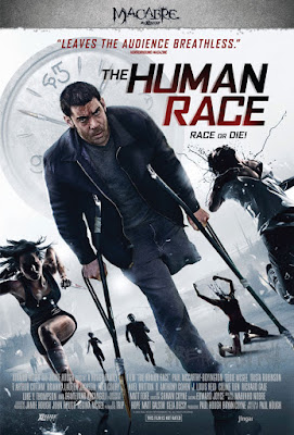 The Human Race Poster