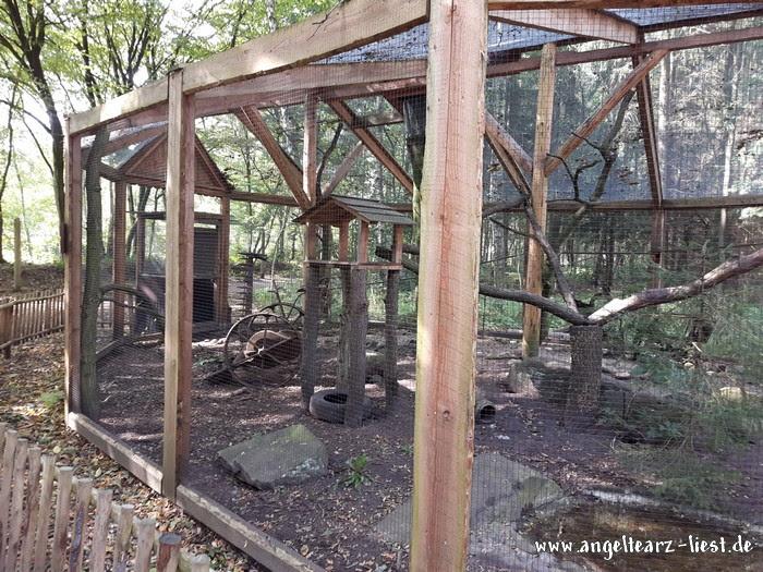 Wildpark Eekholt in Großenaspe