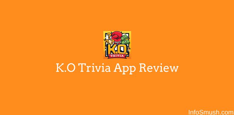 k.o trivia review