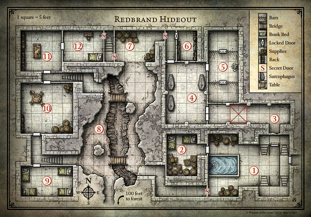 Phandelver Week 5: Redbrand Hideout | Craig's Dungeons and Dragons