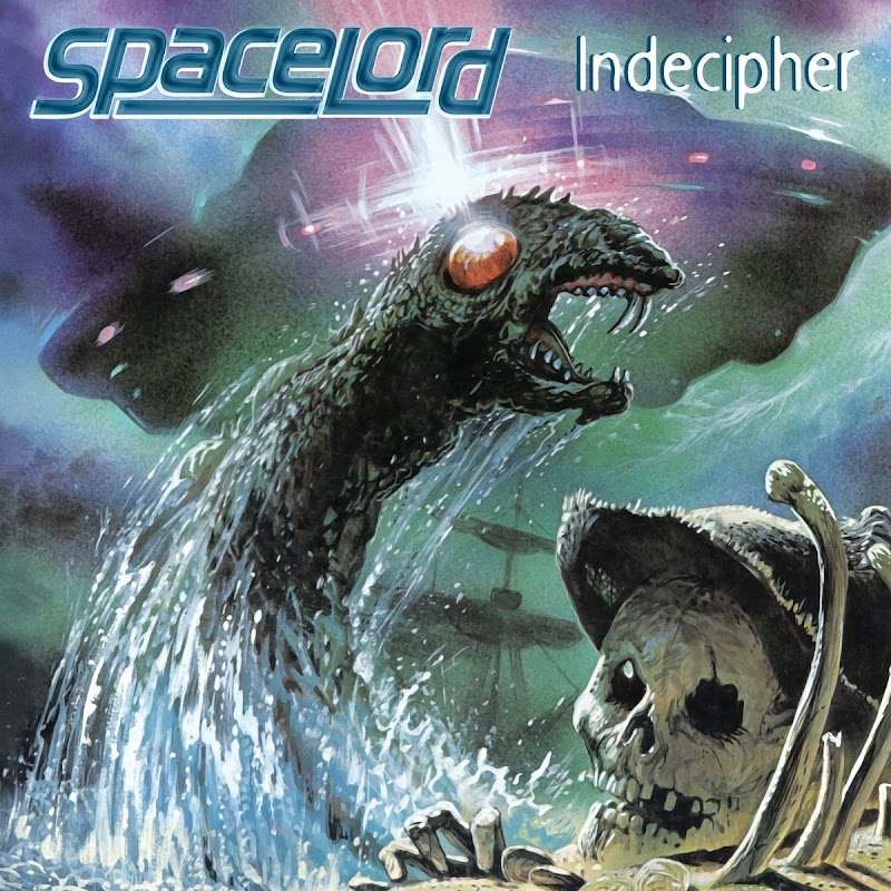 Spacelord - Indecipher | Review