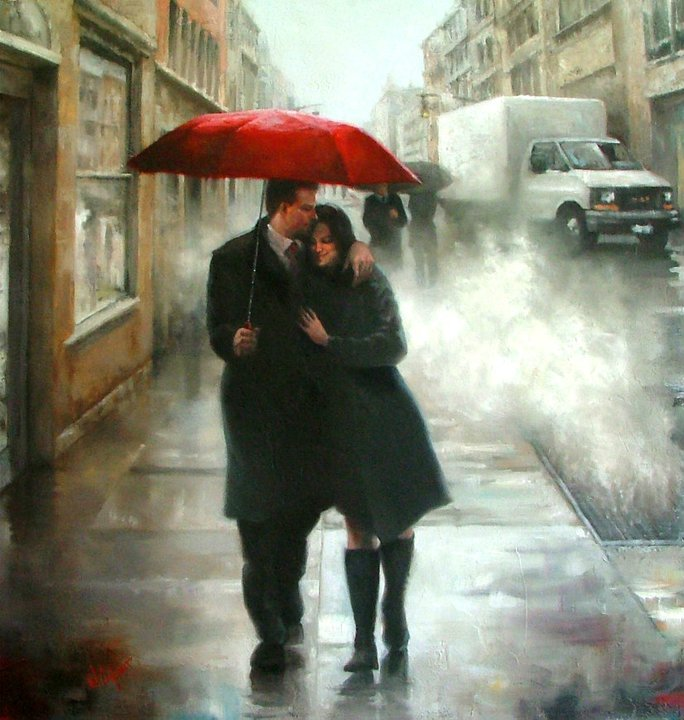 Daniel Dell'Orfano | Romantic Realism painter | Tutt'Art