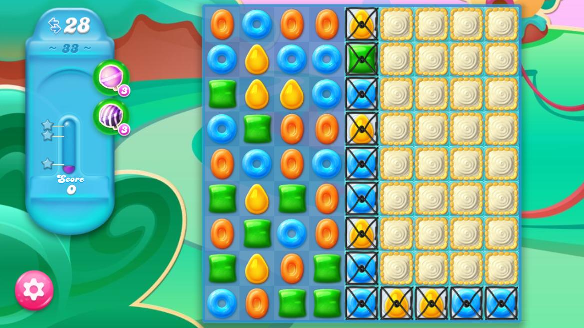 Candy Crush Jelly Saga 33