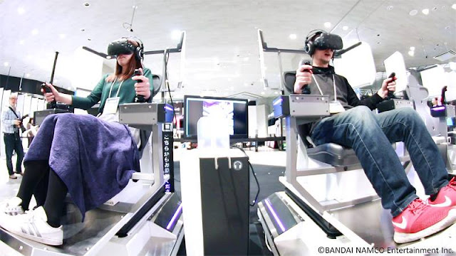 Realidad Virtual, Namco Bandai