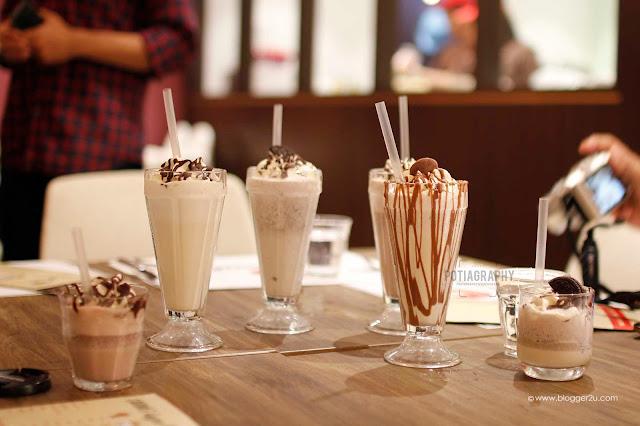 Thick Shakes - Wafflemeister Bangsar