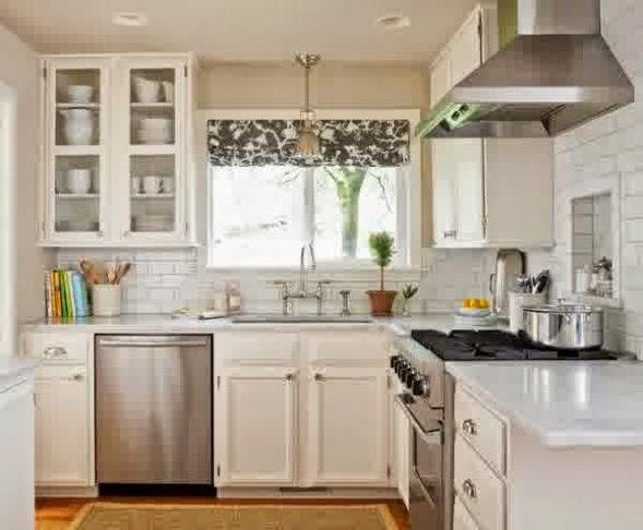Model dapur minimalis yang elegan untuk istri tercinta