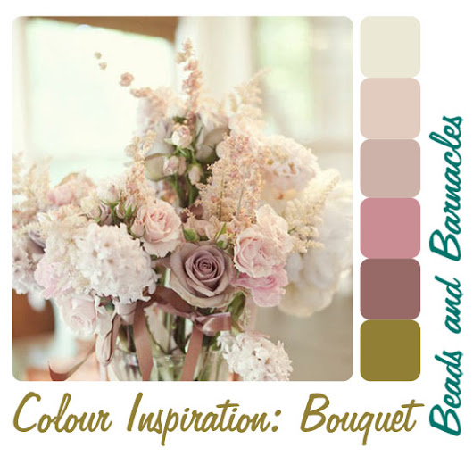 Beads And Barnacles: Colour Inspiration: Bouquet