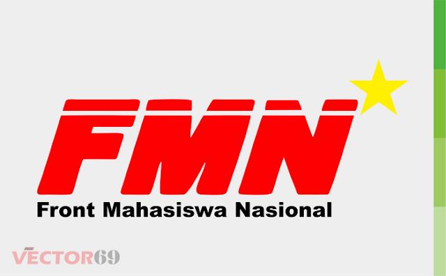Logo FMN (Front Mahasiswa Nasional) - Download Vector File CDR (CorelDraw) X4