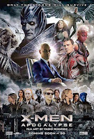 X Men Apocalypse 2016 480p Hindi HDTC Dual Audio Download 300MB
