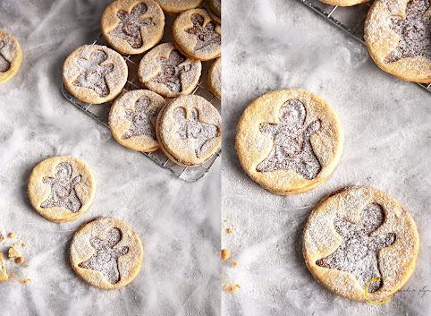 Waniliowe ciasteczka Duszki