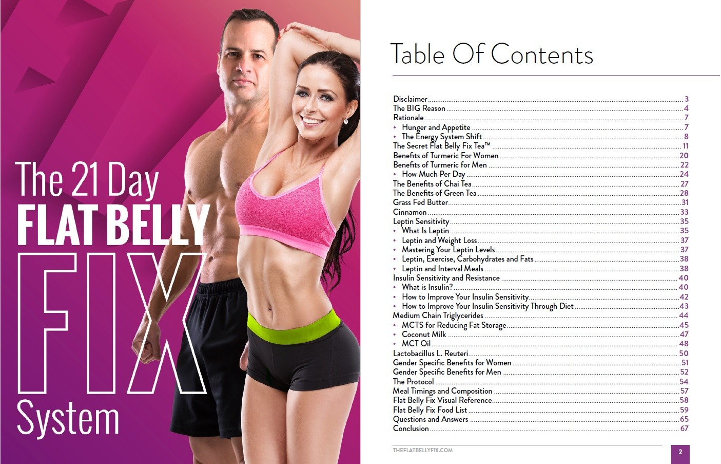 What Is The 21 Day Flat Belly Fix Have You Got A Problem With