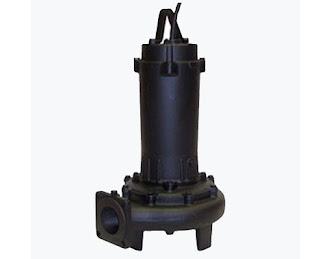 Nhà phân phối Bơm chìm nước thải EBARA 100DML53.7