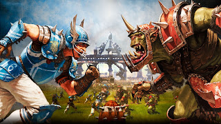 Blood Bowl 2 PS Vita Wallpaper