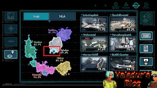 World map of Xenoblade Chronicles X