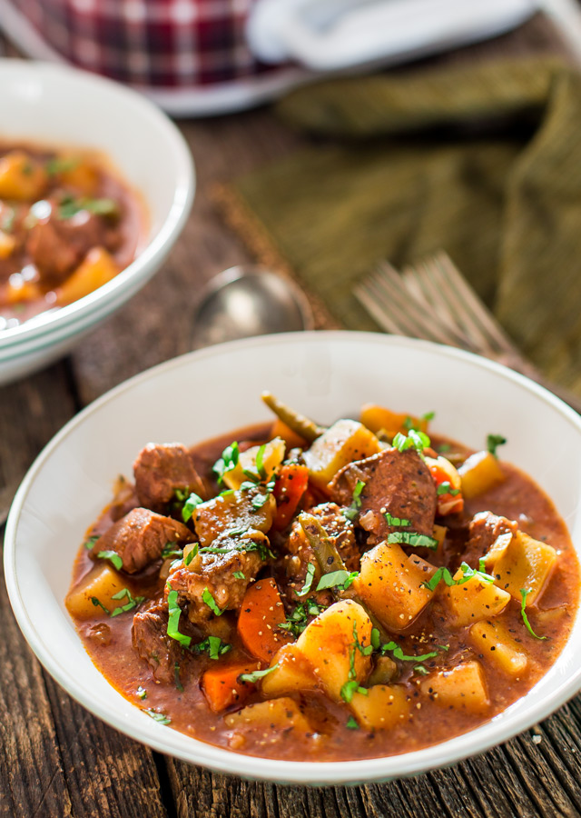 Crockpot Beef Stew Recipe