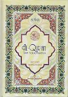 Judul : AT-TANZIL AL-QUR'AN DAN TERJEMAHANNYA JUZ 1-30 - Transliterasi