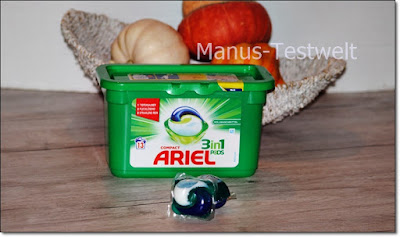 Frische Wäsche mit Ariel