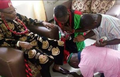 The Nnamdi Kanu phenomenon By Reuben Abati