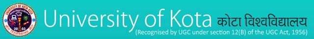 University of Kota (UOK) Result 2017