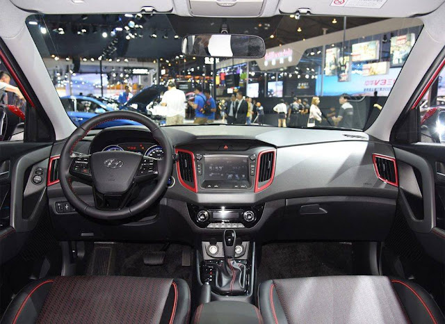 Novo Hyundai Creta 2019