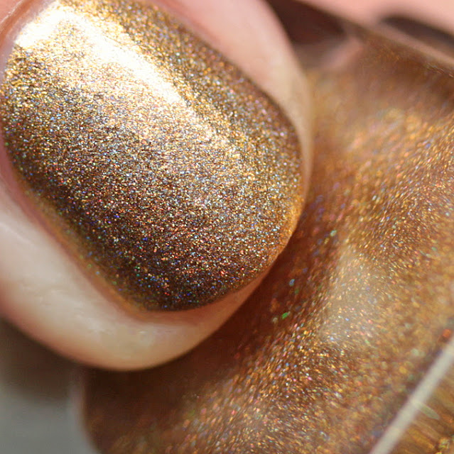 Wildflower Lacquer Houses of the Holo