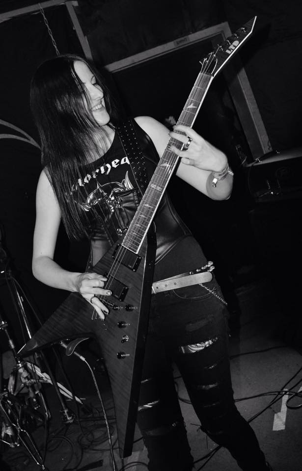Ladies of Metal: Lisa Mühl (Obscurity Truth), Ladies of Metal, Lisa Mühl, Obscurity Truth