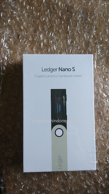 Review Wallet Ledger Nano S