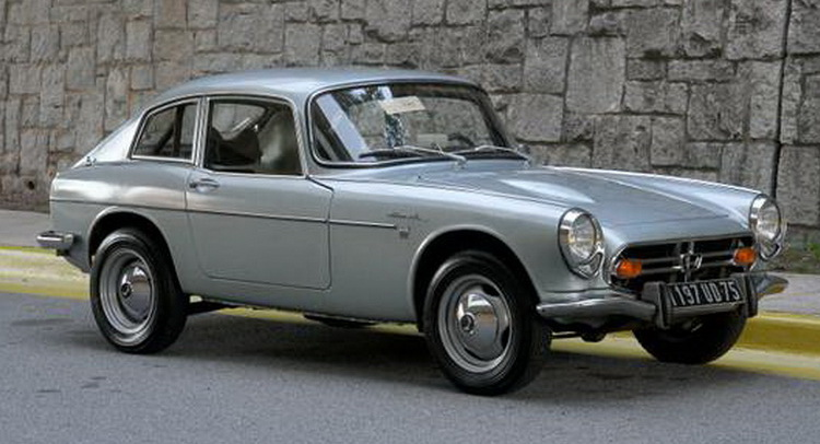 immaculate 1967 honda s800 coupe goes for 22 000 w video. Black Bedroom Furniture Sets. Home Design Ideas