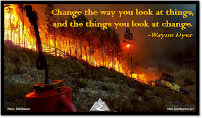 Change the way you look at things, and the things you look at change. - Wayne Dyer  [Photo: Edu Borroso]