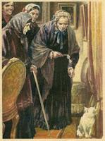 illjustracii-rasskaz-Mumu-Turgeneva-barynja