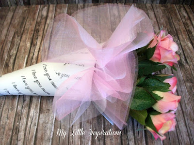 Mother's Day Flower Cones 5 - MLI