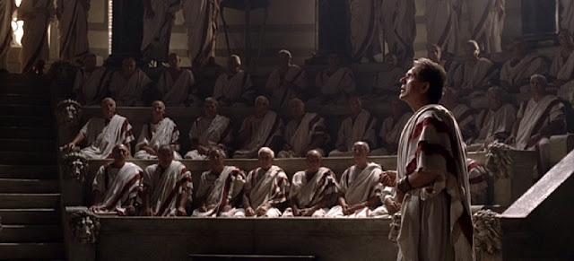 Senatus consulta y Derecho romano