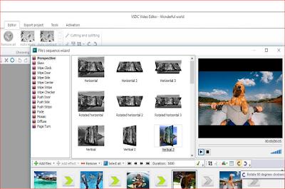 محرر فيديو مجاني لمستخدمي نظام ويندوز
