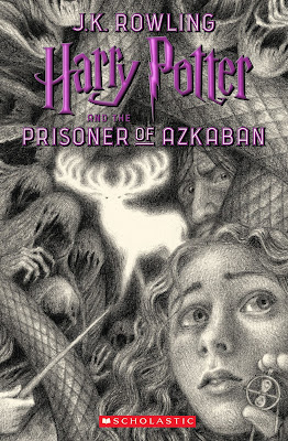 As novas capas de 'Harry Potter' em comemoração aos 20 anos da primeira publicação nos EUA | Harry Potter e o Prisioneiro de Azkaban | Ordem da Fênix Brasileira