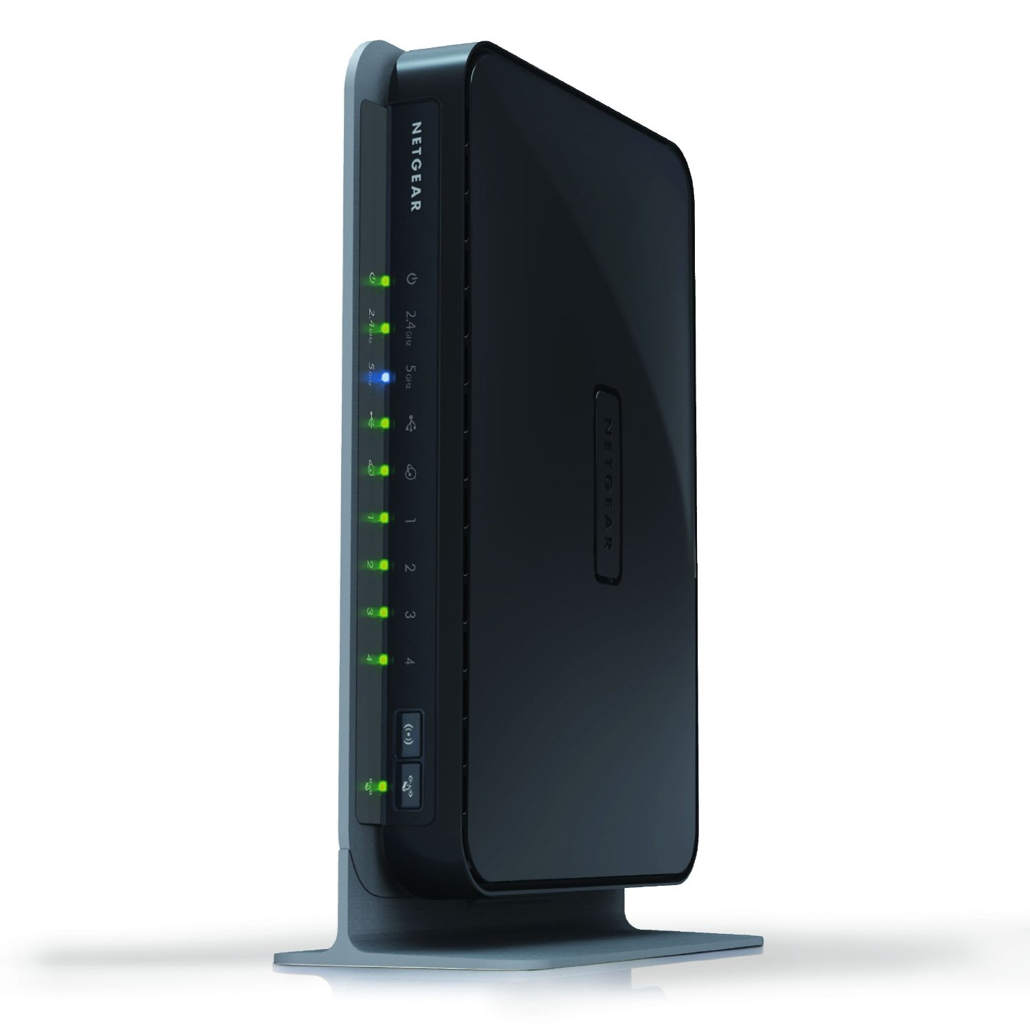 Netgear N600 Wndr3700 Wireless Router Dual Band Gigabit