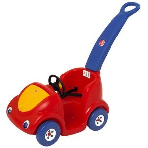 Realdeal Sg Sold Little Tikes Step2 Push Around Buggy Red