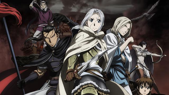 Download Anime Arslan Senki: Fuujin Ranbu Subtitle Indonesia