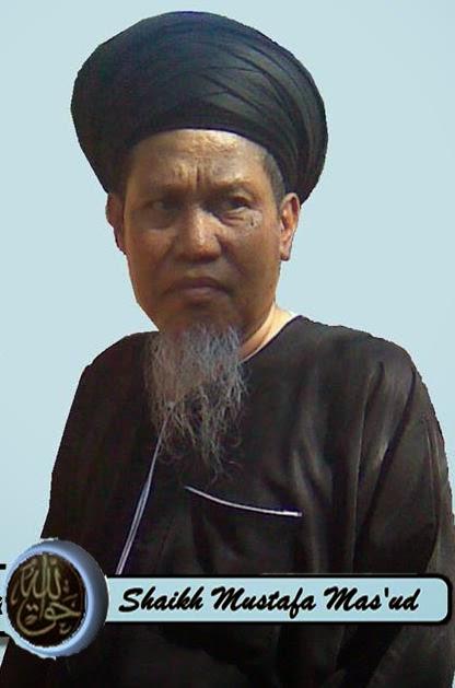 Tabligh Maulid Akbar Syekh Mustafa Mas'ud bersama Majelis Maulid Riyadlul Jannah