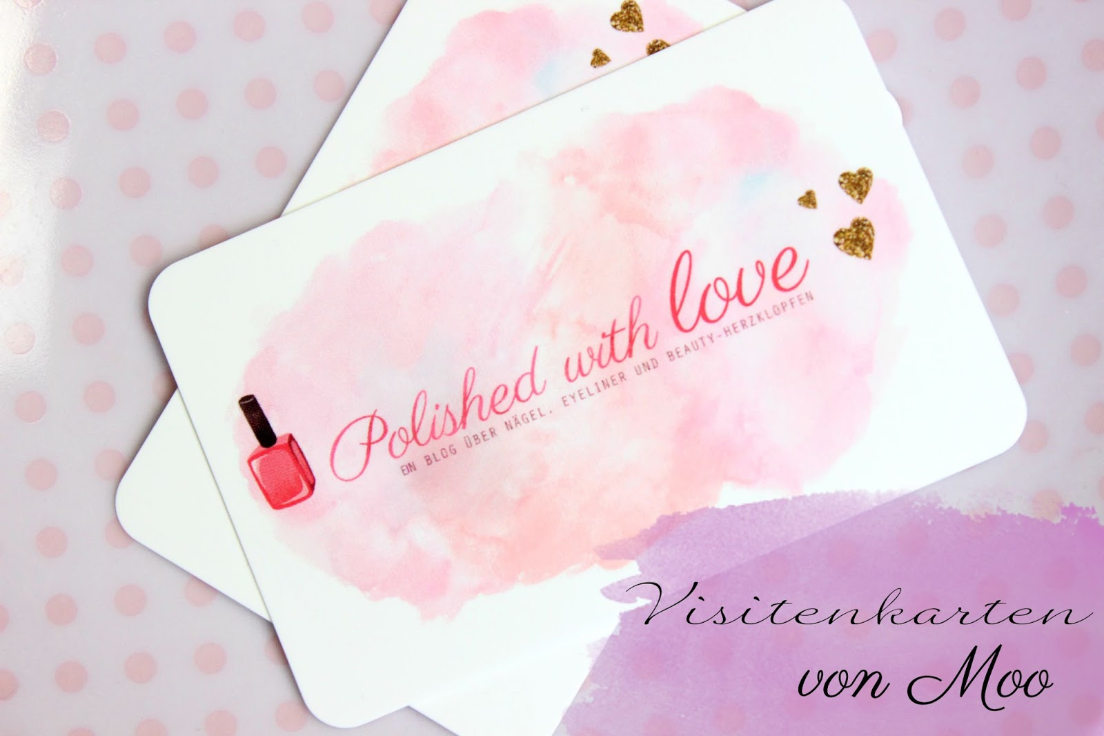 Polished With Love Review Gewinnspiel Blog