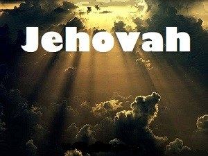 Jehovah in the bible