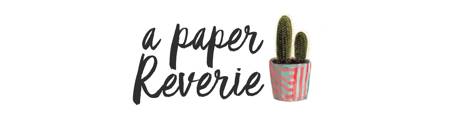 a paper reverie - literary & lifestyle