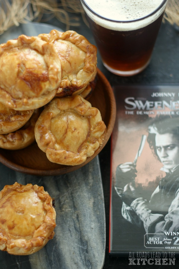 Mrs. Lovett's Famous Meat Pies | Sweeney Todd
